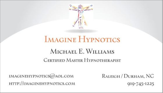 About Mike Williams Certified Master Hypnotist, Instructor and Reiki Master